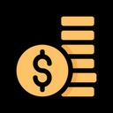 Coin Cash Money Icon