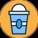 Cold Beverage Coffee Icon