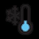 Weather Cold Temperature Icon