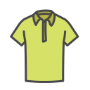 Collared Shirt Tshirt Icon