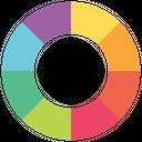 Color Palette Color Theme Icon