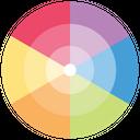 Color Wheel Color Pattern Color Theme Icon