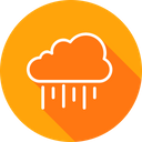 Colud Weather Rain Icon