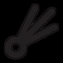 Comet Astrology Symbol Icon