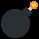 Comic Bomb Weapon Icon
