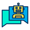Comments Robot Icon