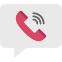 Calling Communication Connection Icon