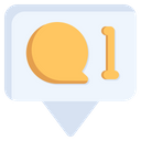 Social Network Communication Icon