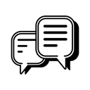 Communication Chat Message Icon