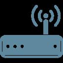 Communication Internet Lan Icon