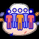 Community Leadership Team Icon