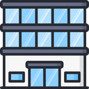 Company Office Building Icon