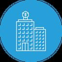 Company Enterprise Business Icon