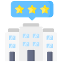 Company Review Company Rating Review Icon