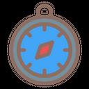 Navigation Direction Tool Icon