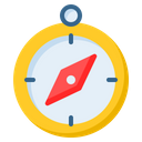 Compass Gps Navigation Icon