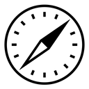 Compass Broser Web Icon
