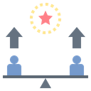 Metaphor Competition Improvement Icon