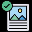 Complete Print Icon