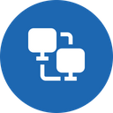 Computer Connection File Icon