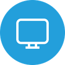 Computer Laptop Monitor Icon