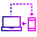 Computer Connection Connectivity Icon