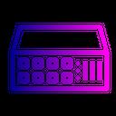 Computer Ethernet Hub Icon