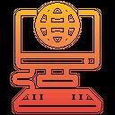 Computer Internet Icon