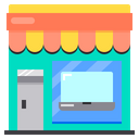 Laptop Computer Shop Icon