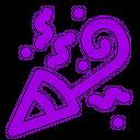 Confetti Party Event Icon