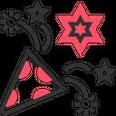 Confetti Celebration Decoration Icon