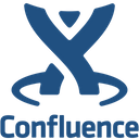 Confluence Original Wordmark Icon