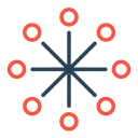 Connection Link Node Icon