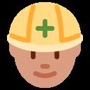 Construction Hat Light Icon
