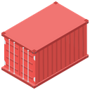 Container Cargo Container Freight Icon