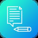 Content Management Seo Icon