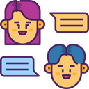 Conversation Chat Talk Icon