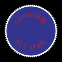 Converse All Star Icon