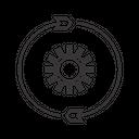 Conversion setting Icon