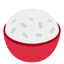 Cooked Rice Ball Icon
