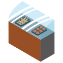 Cookies Stall Icon