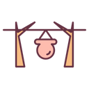 Cooking Adventure Camping Icon