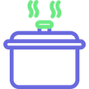 Cooking Pot Food Hotpot Icon