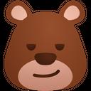 Cool Emoji Sticker Icon