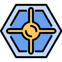 Computer Cooling Hardware Icon