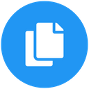 Copy Paste Copy Tool Icon