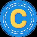 Copyright Symbol Icon