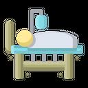 Coronavirus Patient Icon