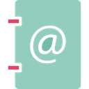 Correspondence Email Email Diary Icon