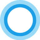 Cortana Microsoft Icon